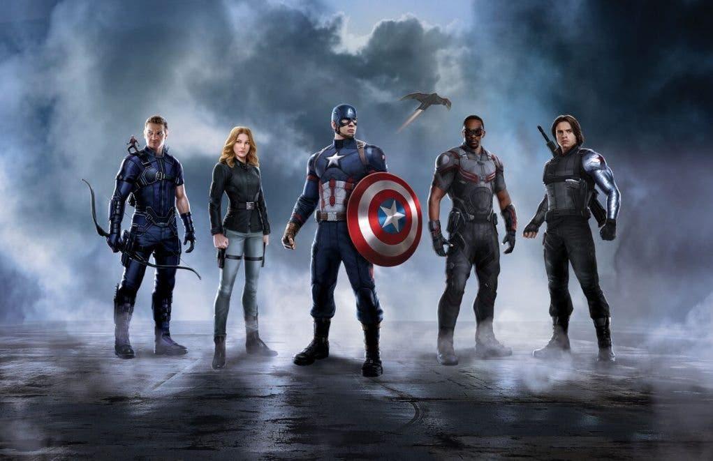 Bando de Capitán América