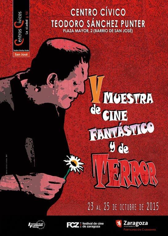 V muestra de Cine Fantástico y Terror