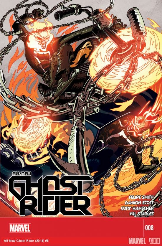 Cover Ghost Rider