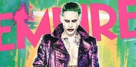 Jared Leto como el Joker Escuadrón Suicida