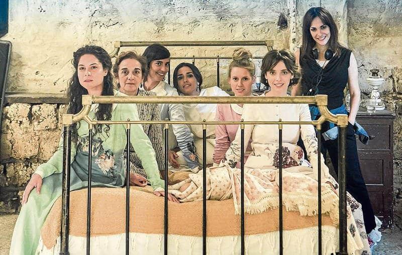 El equipo de La novia