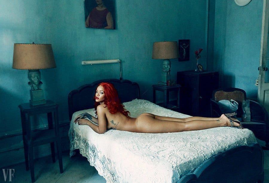 Rihanna Cuba