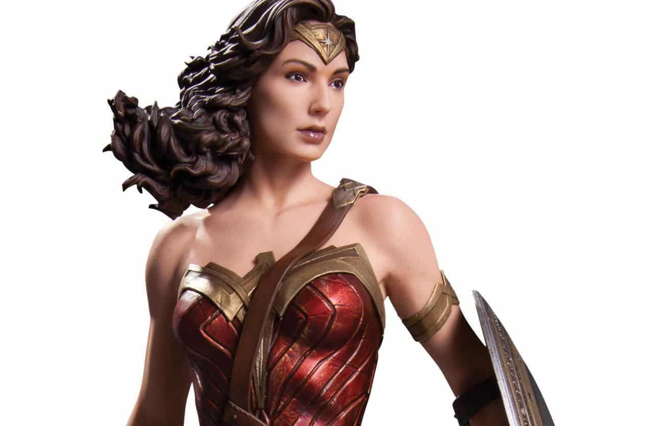 DC Collectibles Batman v Superman Dawn of Justice Wonder Woman