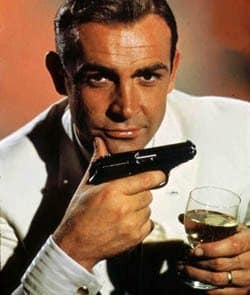 Sean Connery en DOCTOR NO