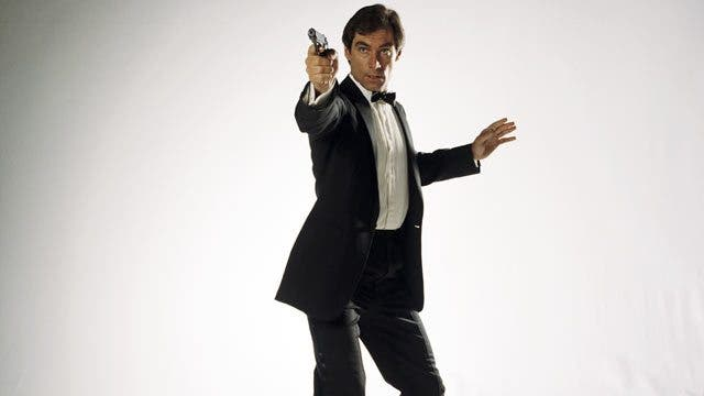 Timothy Dalton James Bond 007