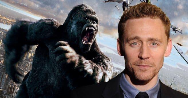 Tom Hiddleston habla de King Kong: Skull Island