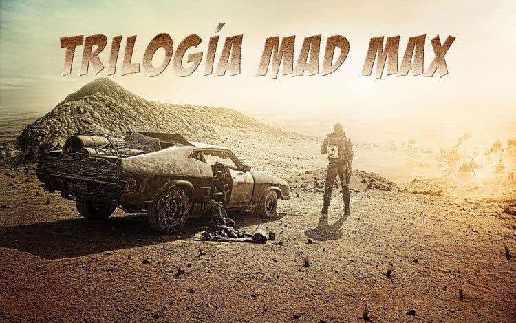 Trilogía Mad Max