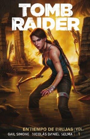 Tomb Raider - Aleta ediciones