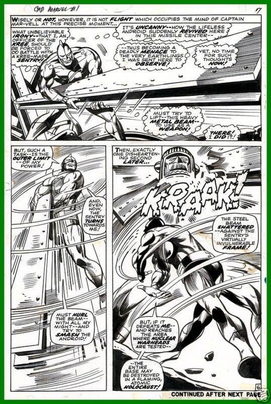 Reseña de 'Capitán Marvel: Llegada': El espía alien al que América amó
