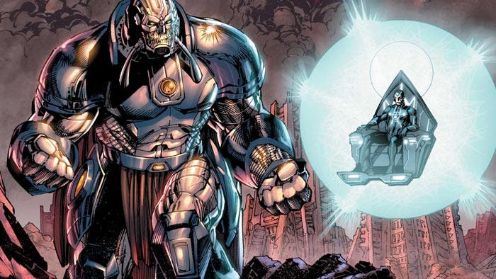 Antimonitor DC Comics