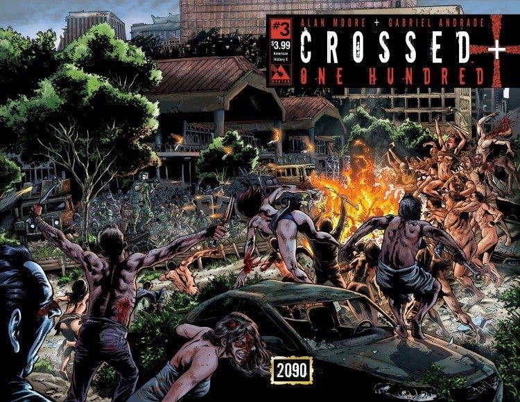 Crossed+100