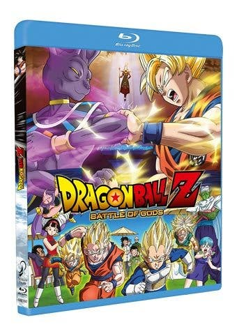 Dragon Ball- The Battle Of Gods