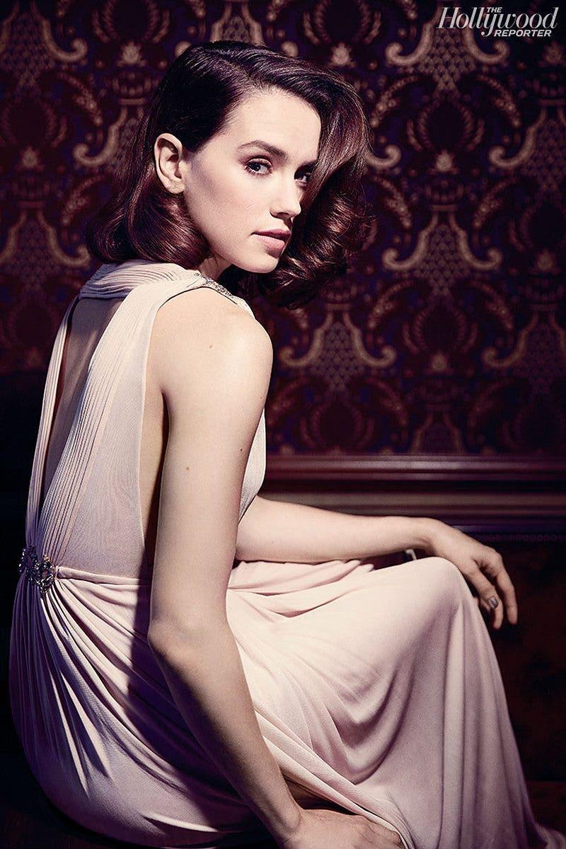 Daisy Ridley es Rey en Star Wars: El despertar de la fuerza