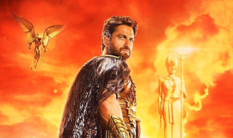 Póster de Dioses de Egipto