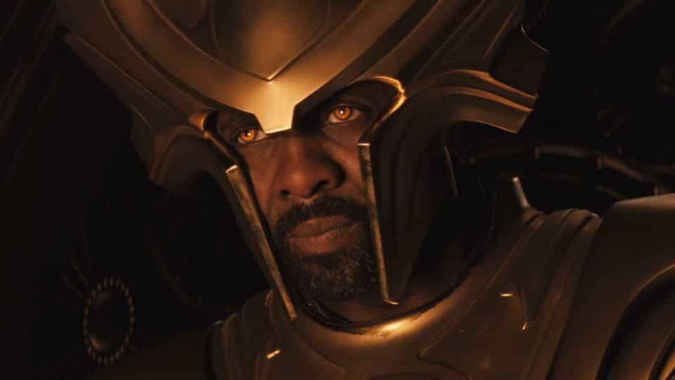 Idris Elba es Heimdall