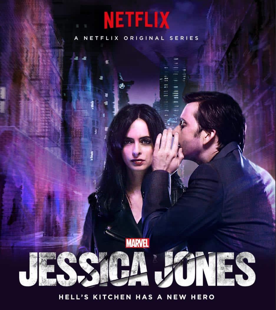 Jessica Jones nuevo póster Netflix