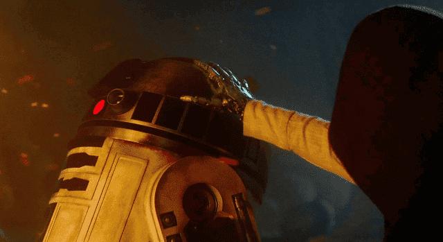 Mark Hamill cuenta algunos detalles de 'Star Wars: El despertar de la fuerza'