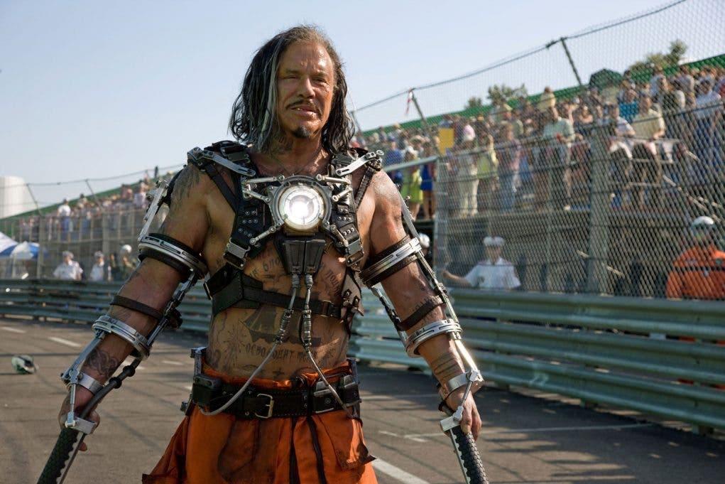 Mickey Rourke en Iron Man 2