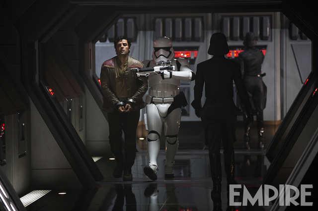 Poe Daremon Star Wars VII