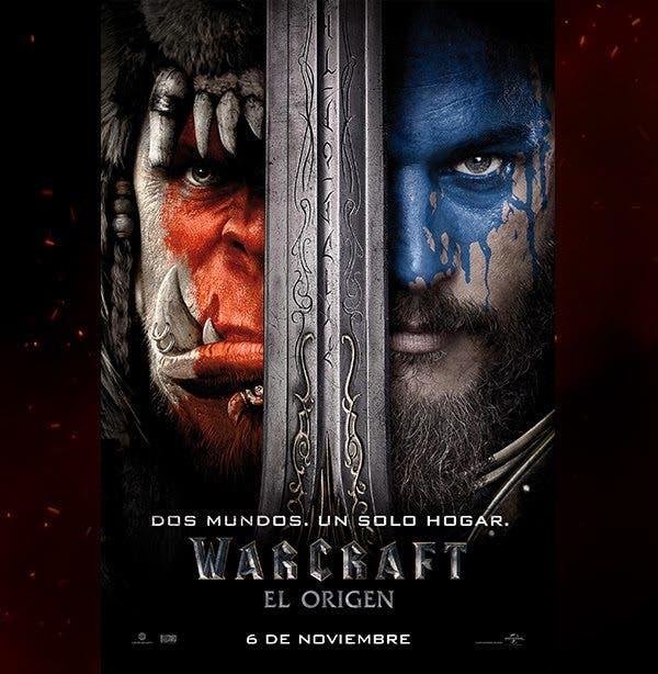 Poster de Warcraft el origen