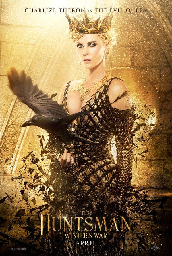 The Hunstman Charlize Theron