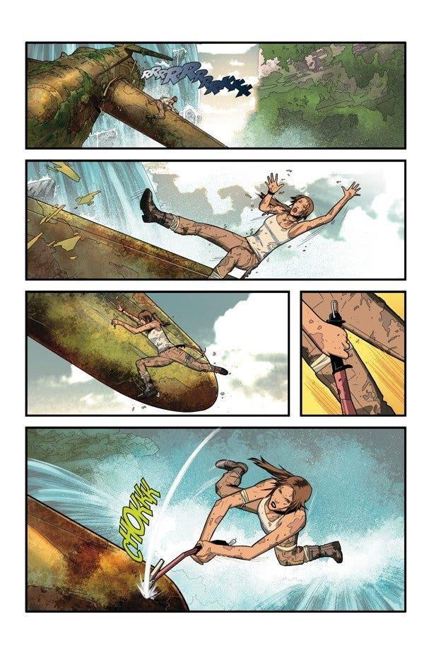 Tomb Raider: En tiempo de brujas