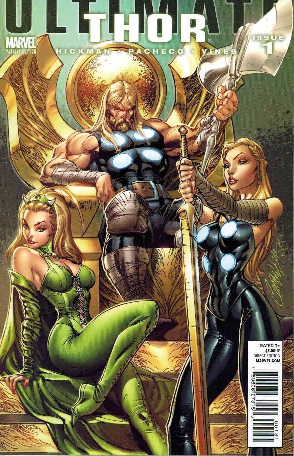 Veremos a una importante villana de Marvel en 'Thor: Ragnarok'