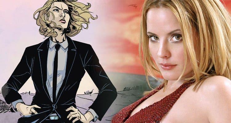 Emma Caulfield en Supergirl