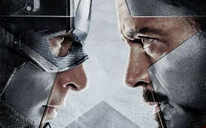 capitán america v iron Man