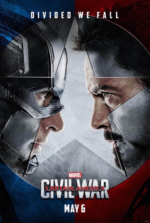 Póster de Capitán América: Civil War