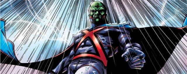 Detective Marciano (DC Comics)