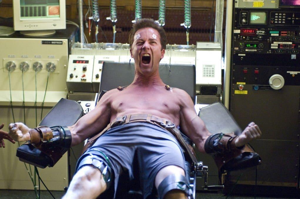 Edward Norton fue Bruce Banner / Hulk