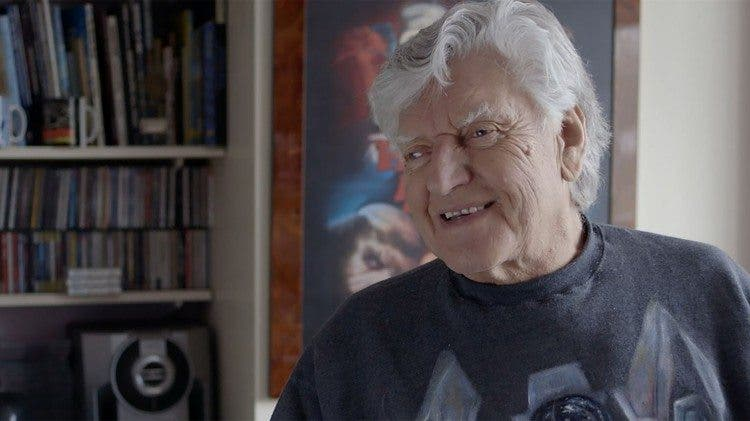 David Prowse en I am your father el actor tras la máscara de Darth Vader
