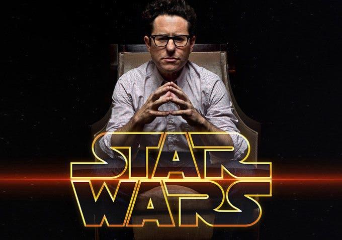 J.J. Abrams Star Wars: El despertar de la fuerza