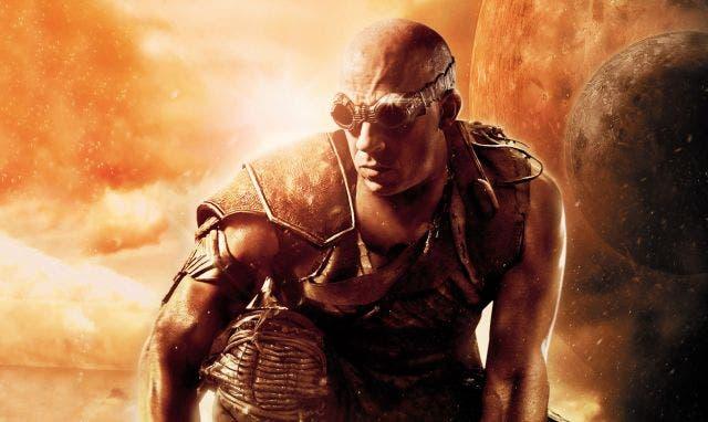 Nueva película de la saga Riddick con Vin Diesel