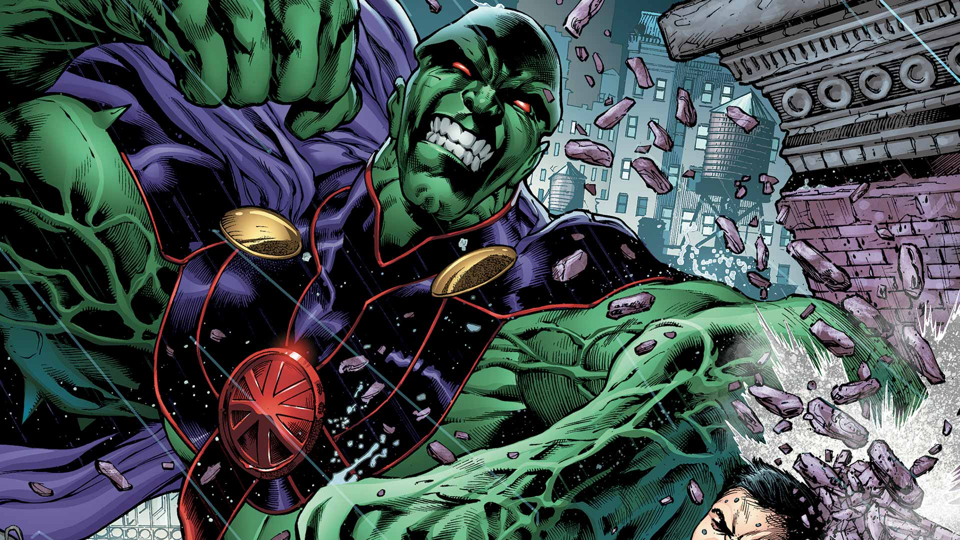 the martian manhunter