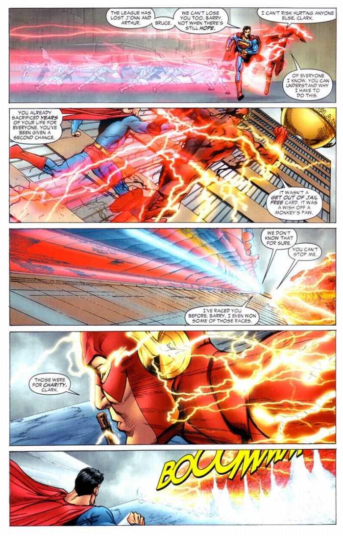 'Flash: Renacimiento'
