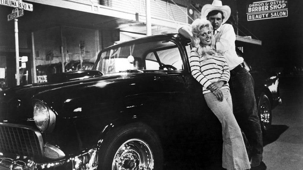 American Graffiti Christensen y Harrison Ford