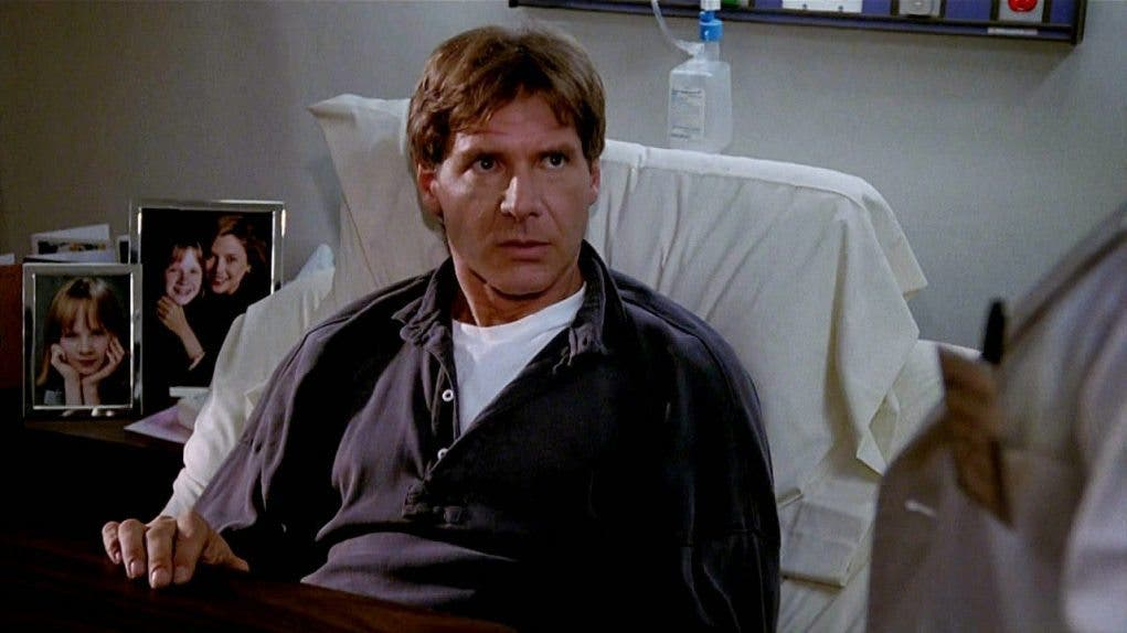 Harrison Ford en A proposito de Henry
