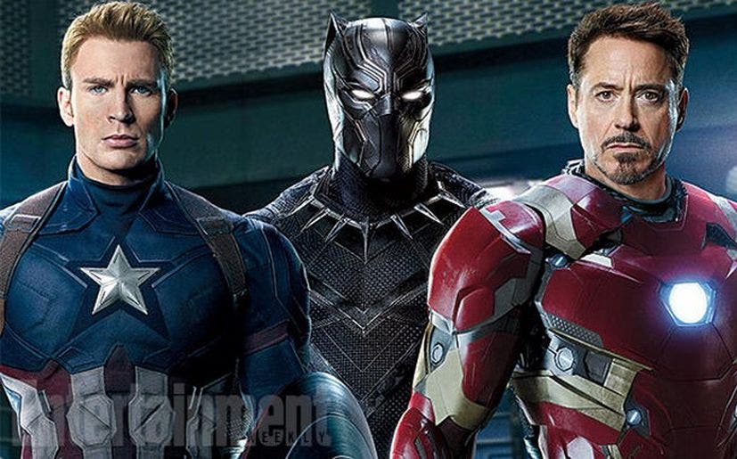 Imagen Capitán América Civil War