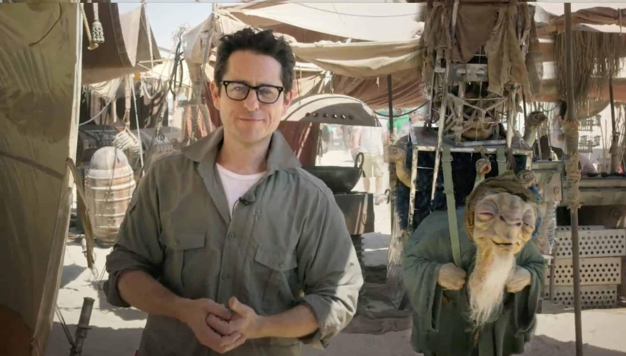 JJ Abrams se arrepiente de no dirigir el Star Wars Episodio VIII