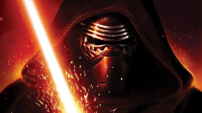 Kylon Ren Star Wars: El despertar de la fuerza
