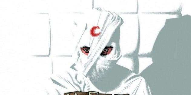 Moon Knight 1 Jeff Lemire