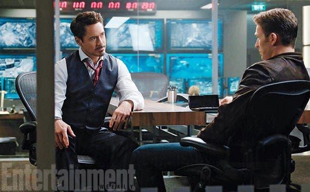 Nueva imagen de Capitán América Civil War