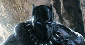 nuevo logo de Pantera Negra