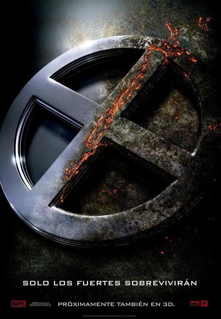 Poster de X-men Apocalipsis