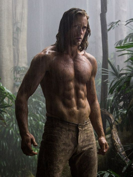 Fotograma de The Legend of Tarzan