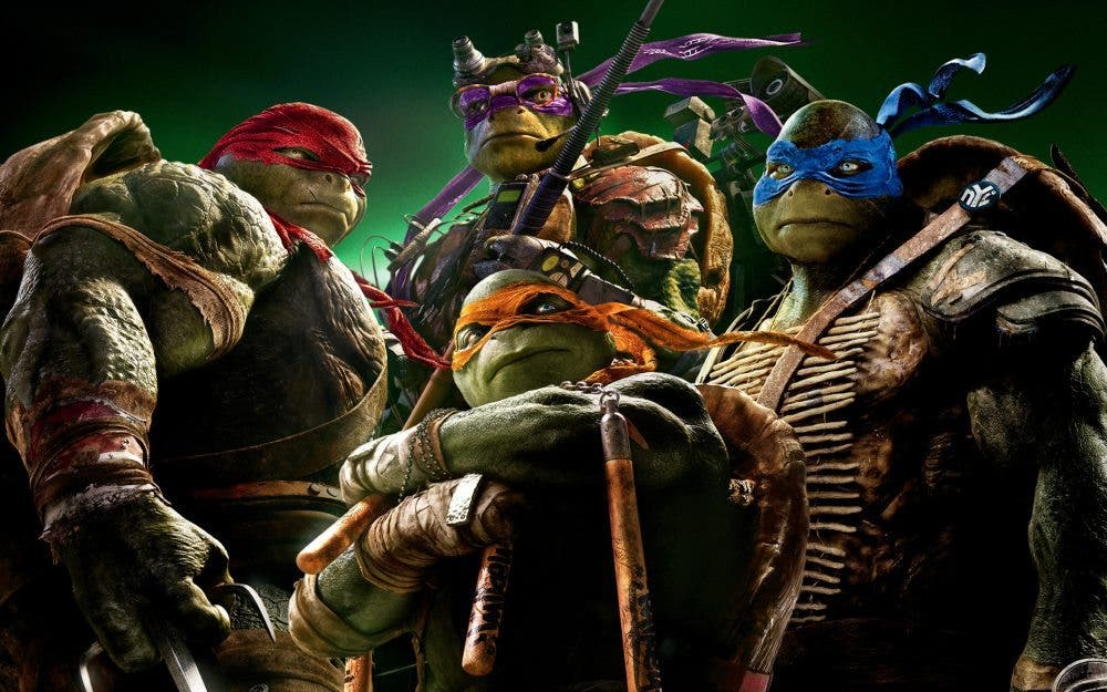 Teenage Mutant Ninja Turtles 2 Tortugas Ninja