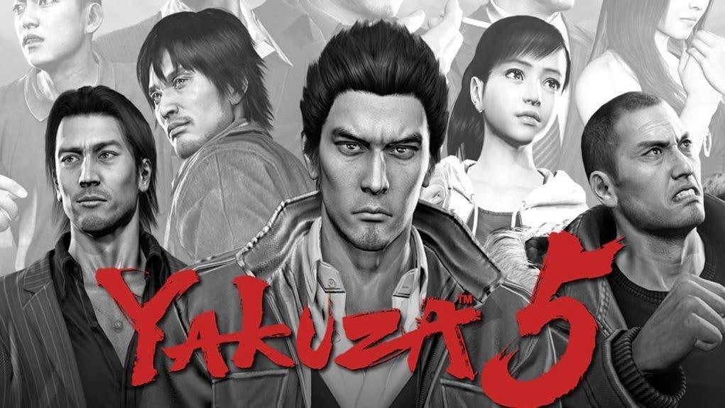 Yakuza 5 (mejoras)