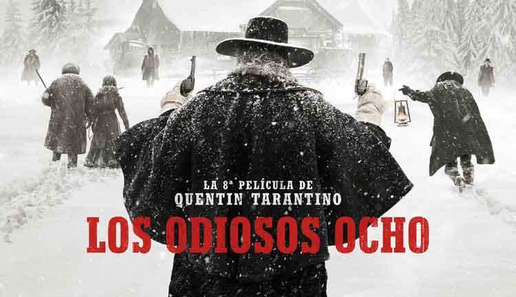 cartel final LOS ODIOSOS OCHO